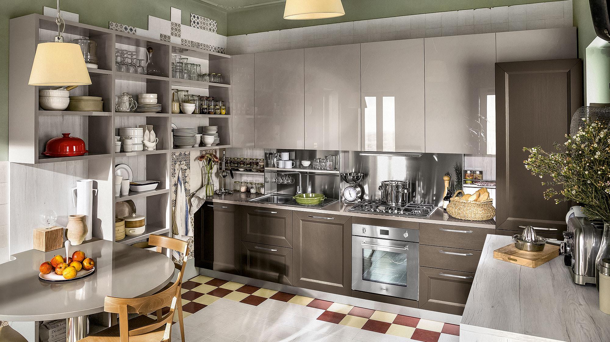 Cucina Tablet Veneta Cucine.Cucina Tablet Veneta Cucine