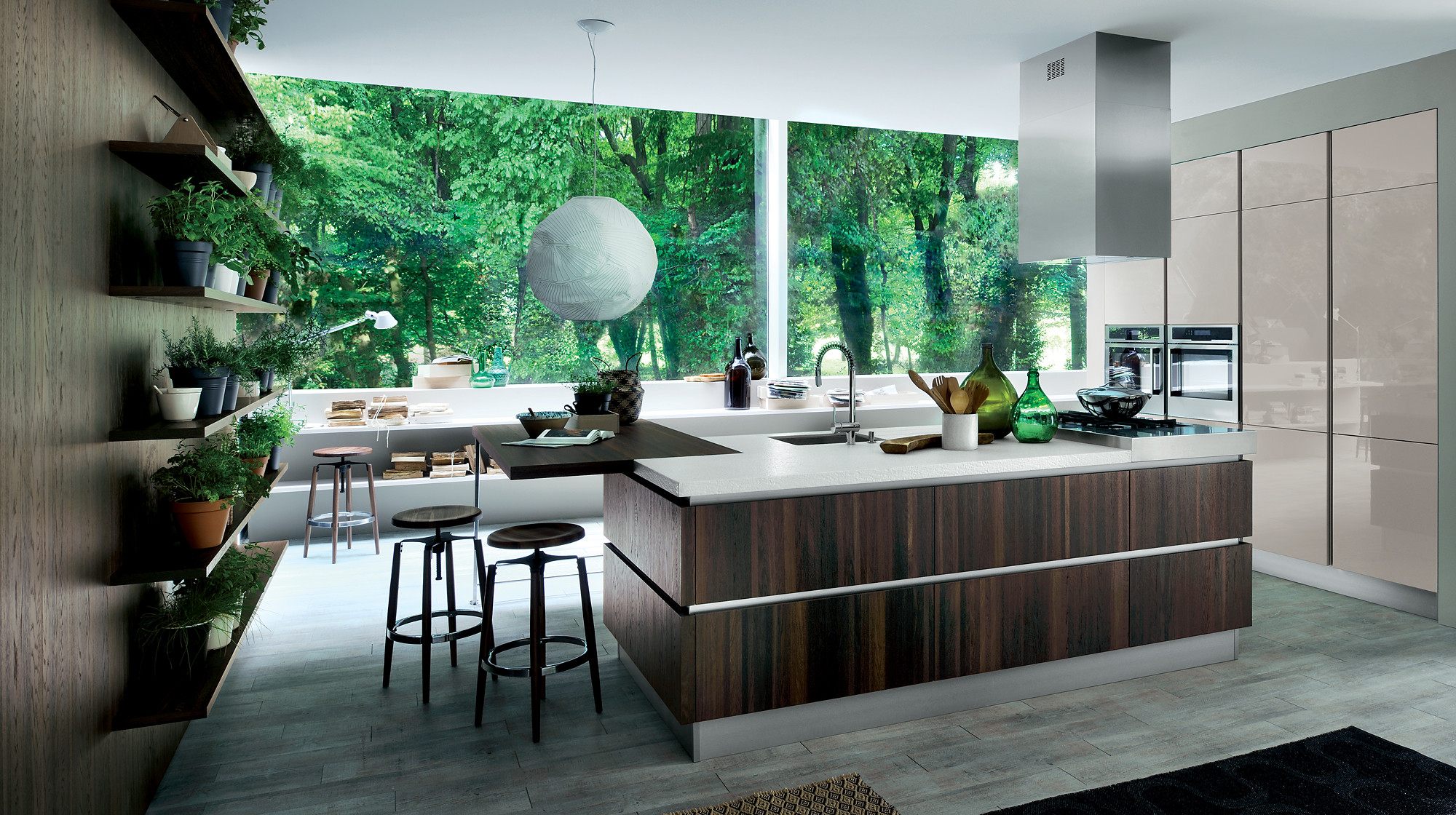 Cucina Oyster | Veneta Cucine