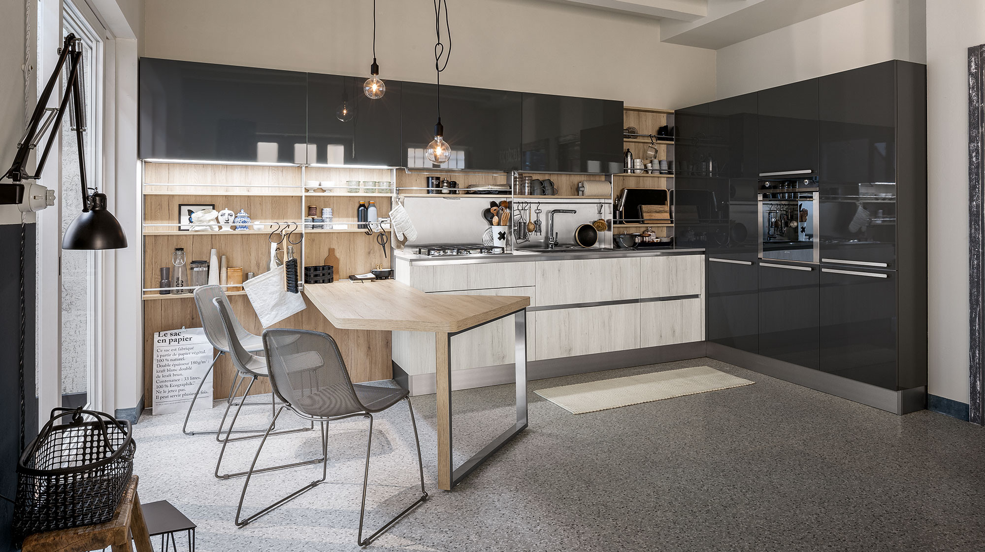 Kitchen Start-Time | Veneta Cucine