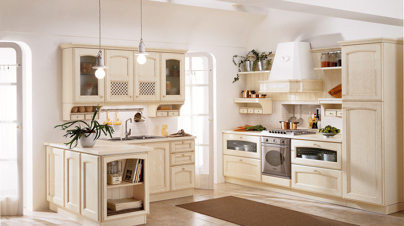 Cucina Villa d\'Este | Veneta Cucine