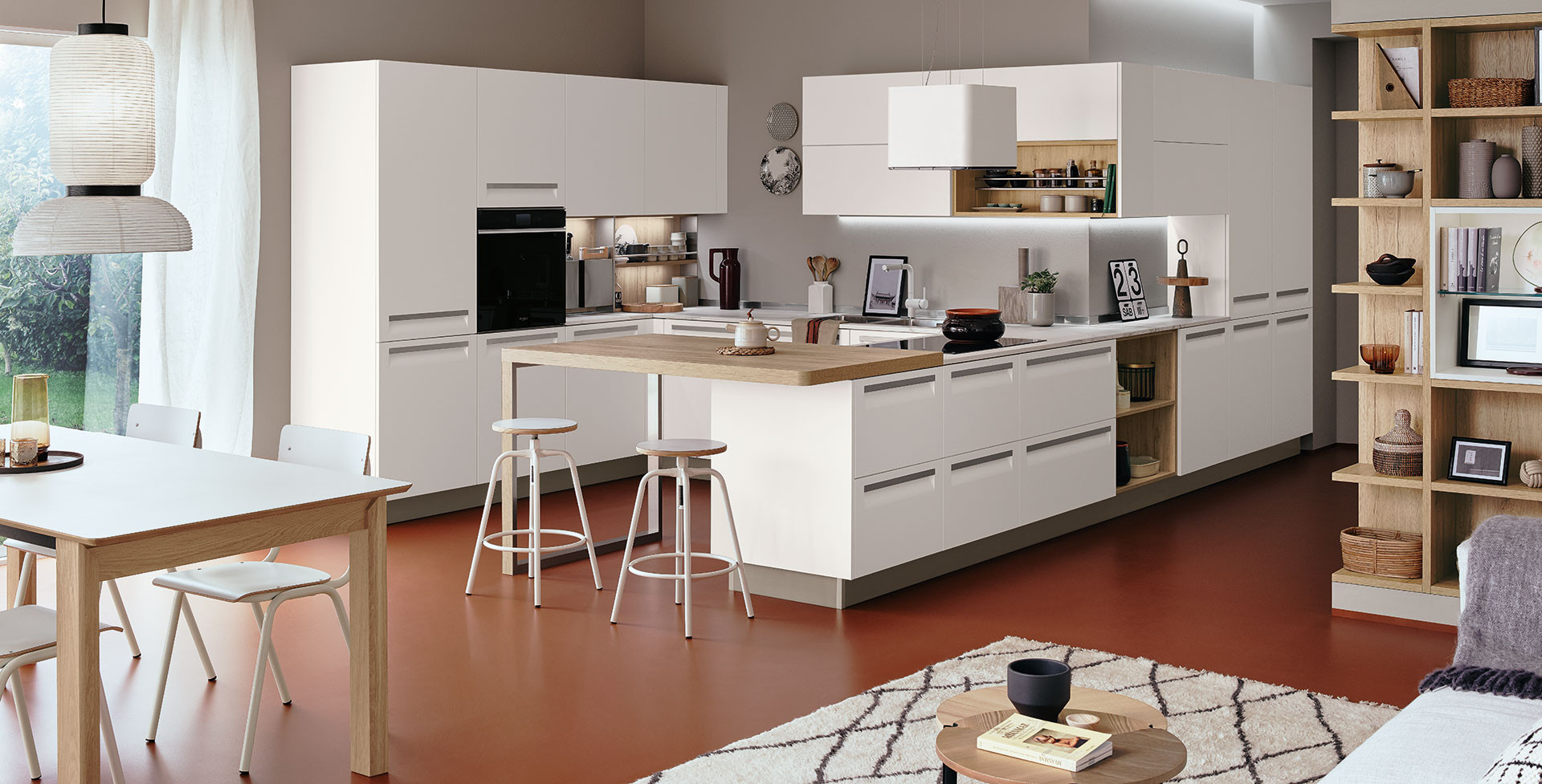 Kitchen Carrera | Veneta Cucine