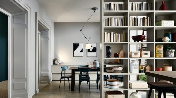 Catalogo Living zona giorno | Veneta Cucine