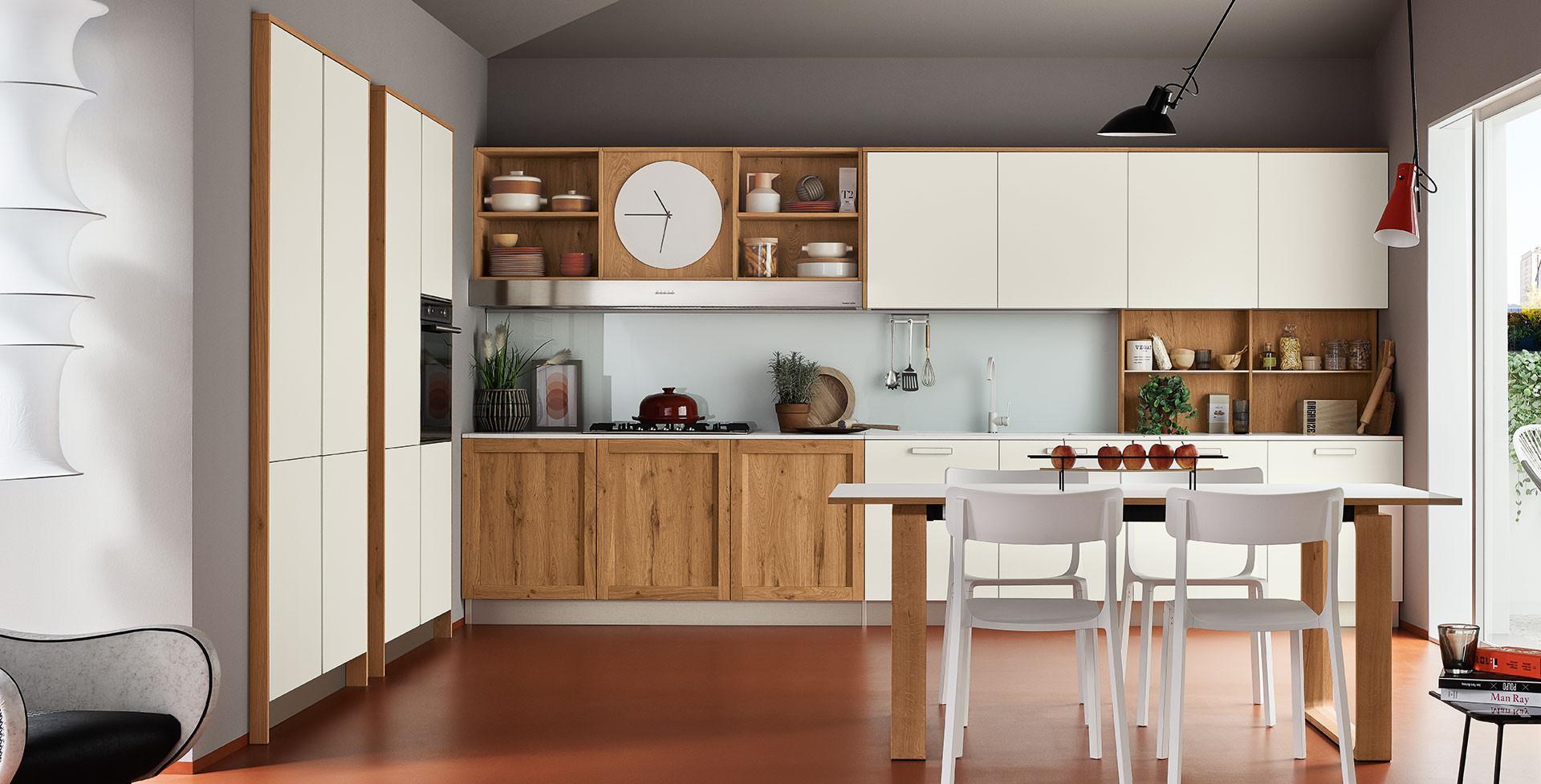 Catalogo Top Veneta Cucine.Cucina Milano Veneta Cucine