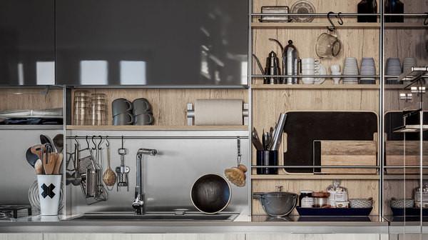 Veneta Cucine Living.Catalogo Living Zona Giorno Veneta Cucine