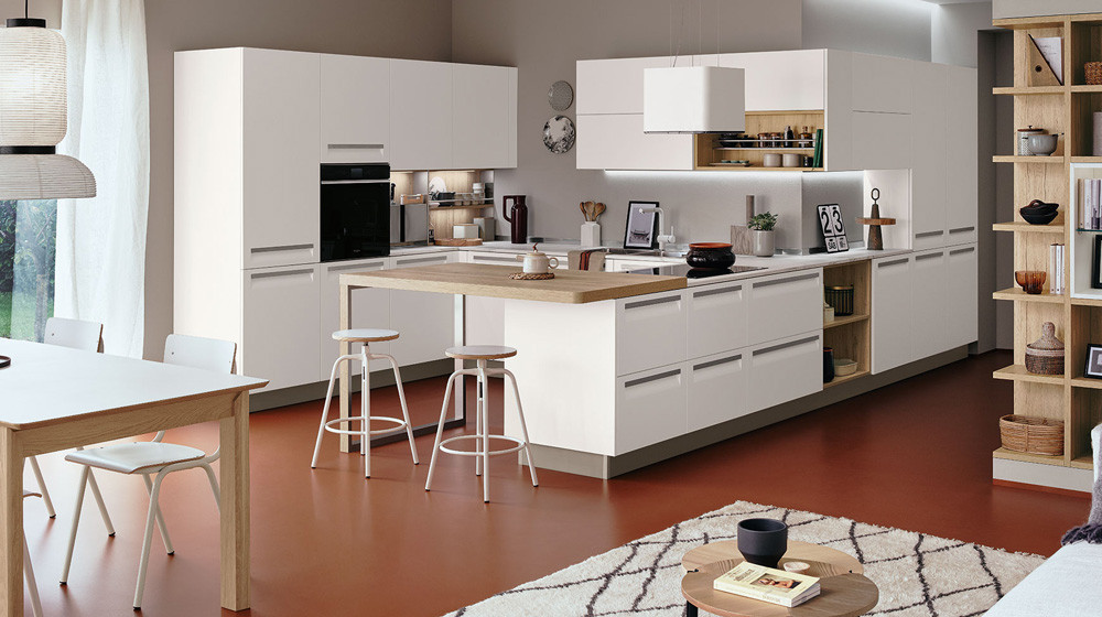 Catalogo Veneta Cucine Con Isola.Kitchens Catalogue Veneta Cucine