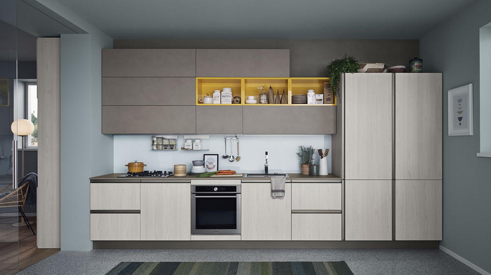 Veneta Cucine La Spezia.Kitchens Catalogue Veneta Cucine