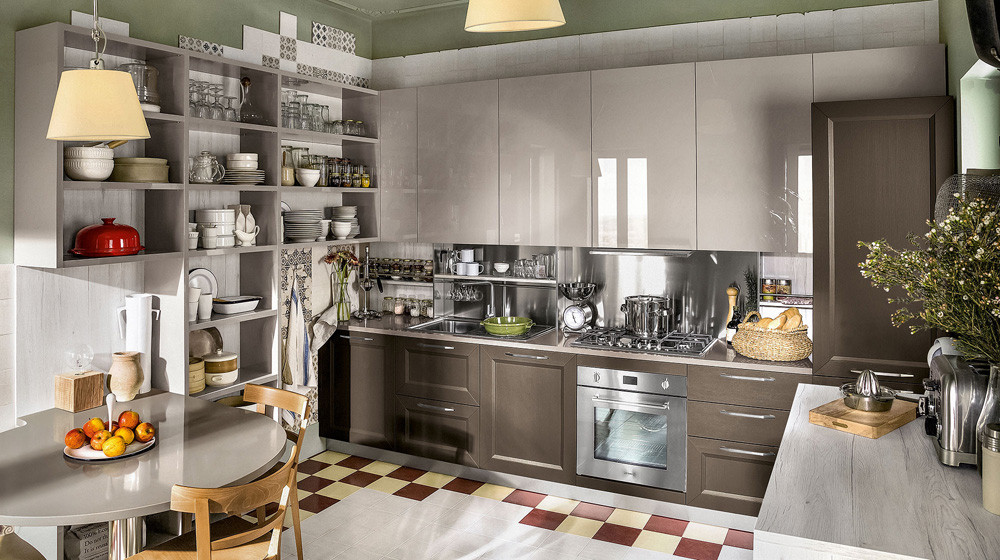 Kitchens catalogue veneta cucine for Designer cucine