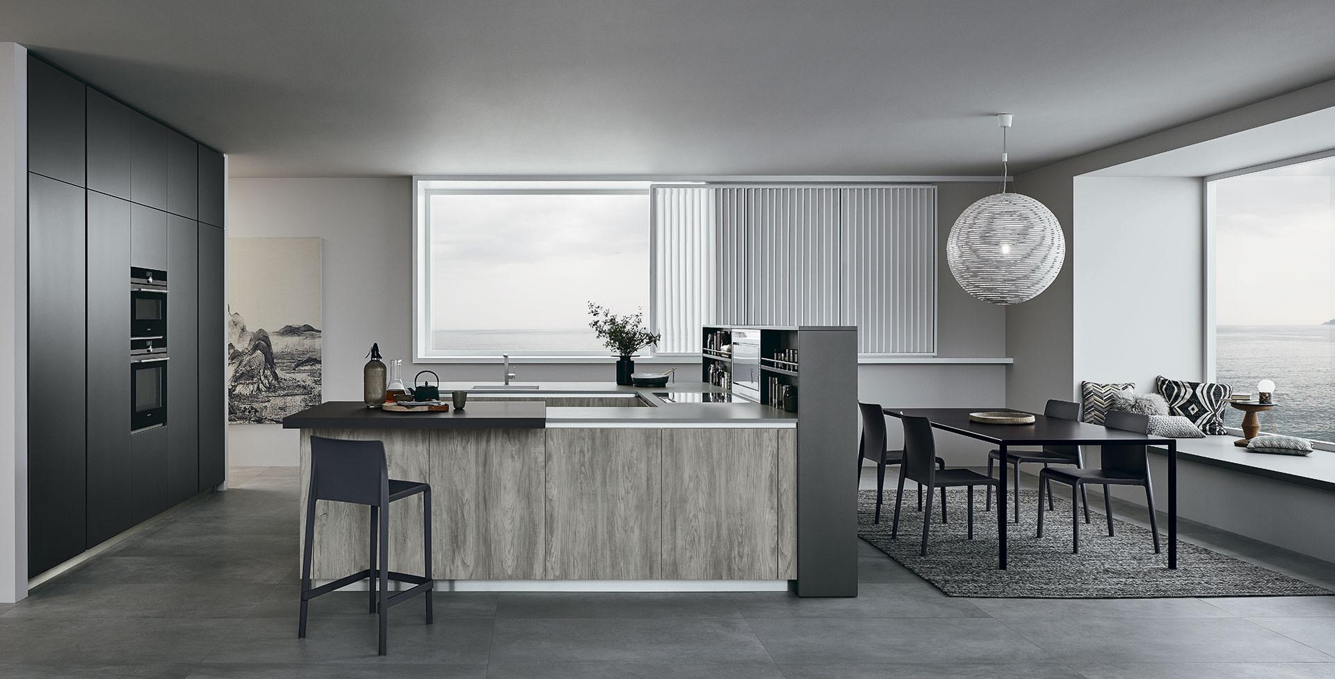 Cucina Lounge Veneta Cucine