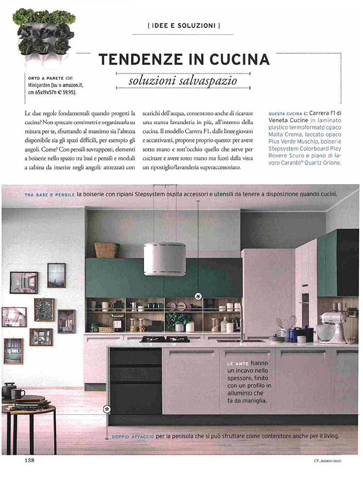 Ovca Planove Obeshavajki Cucine A Vista Design Amazon Meta4logistics Com