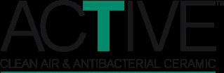 ACTIVE - Clean Air & Antibacterical Ceramic