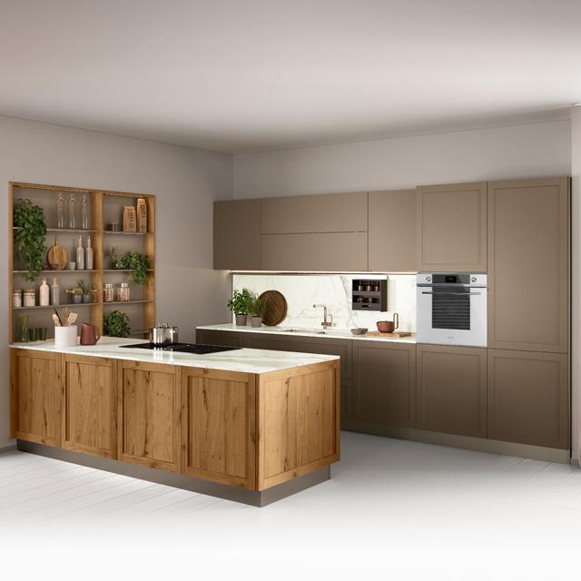Cucine Moderne In Offerta A Salerno.Iniziative Dei Rivenditori Veneta Cucine