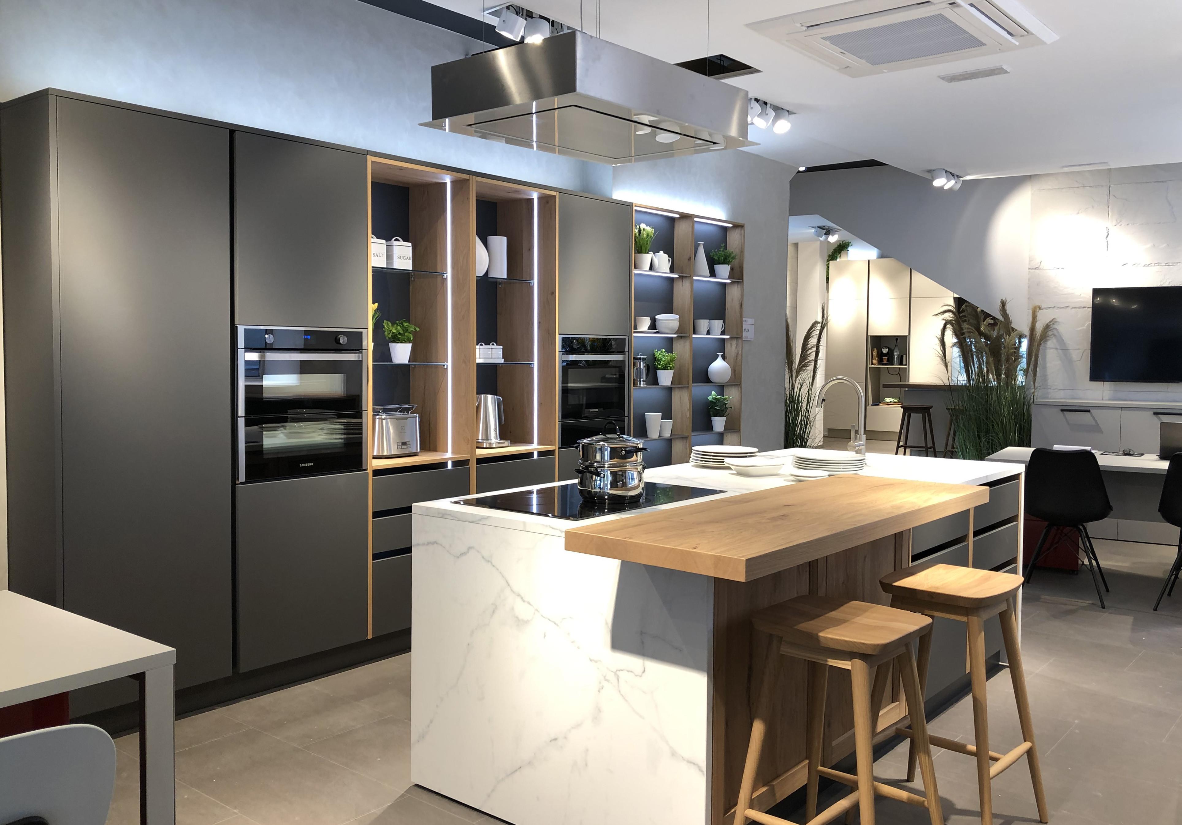 Apre A Parigi Il Nuovo Showroom Veneta Cucine Veneta Cucine